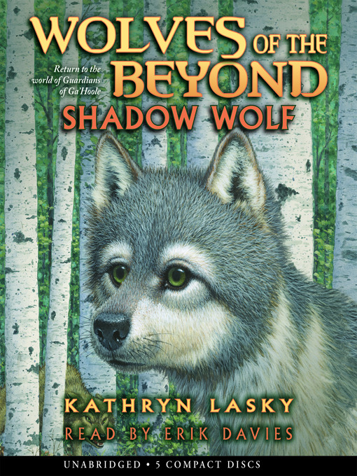 Shadow Wolf (MP3): Wolves of the Beyond Series, Book 2